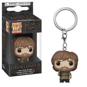 POP Game Of Thrones Series 9 Tyrion Lannister Vinyl Pocket Keychain
