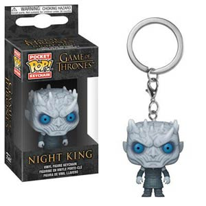 POP Game Of Thrones Series 9 Night King Vinyl Pocket Keychain