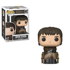 POP Television Game Of Thrones 67 Bran Stark Vinyl Figure