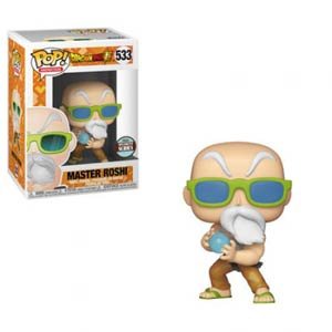 POP Animation 533 Dragon Ball Super Master Roshi Max Power Vinyl Figure