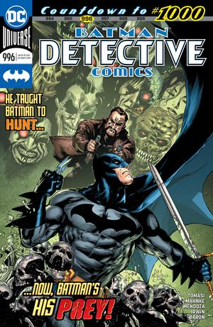 Detective Comics Vol 2 #996 Cover A Regular Doug Mahnke Cover