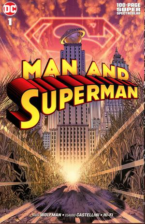 Superman 100-Page Super-Spectacular #1
