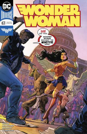 Wonder Woman Vol 5 #63 Cover A Regular Terry Dodson & Rachel Dodson Cover