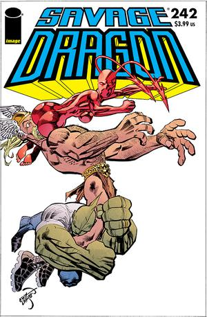 Savage Dragon Vol 2 #242