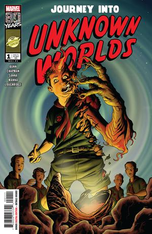 Journey Into Unknown Worlds One Shot Cover A Regular Mike McKone Cover