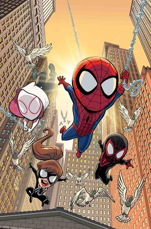 Marvel Super Hero Adventures Spider-Man Across The Spider-Verse #1