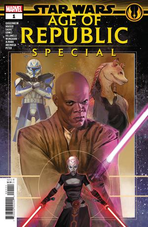 Star Wars Age Of Republic Special #1 Cover A Regular Rod Reis Cover