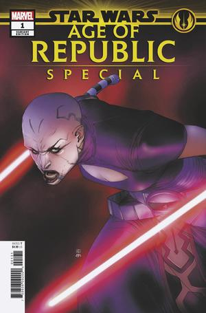 Star Wars Age Of Republic Special #1 Cover B Variant Khoi Pham Cover