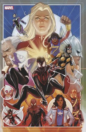 Venom Vol 4 #10 Cover B Variant Phil Noto Marvel 80th Anniversary Cover