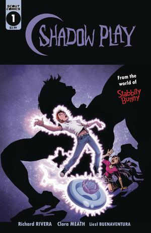 Shadowplay (Scout Comics) #1