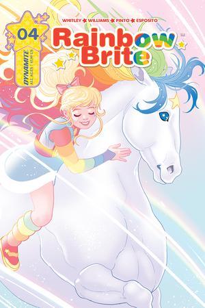 Rainbow Brite #4 Cover A Regular Paulina Ganucheau Cover