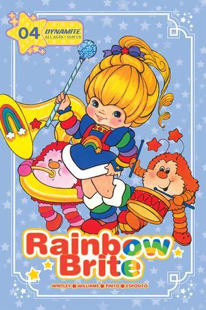 Rainbow Brite #4 Cover B Variant Classic Cover
