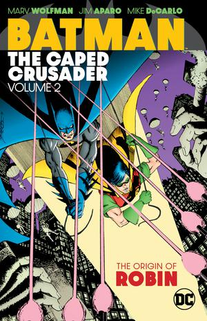 Batman The Caped Crusader Vol 2 TP