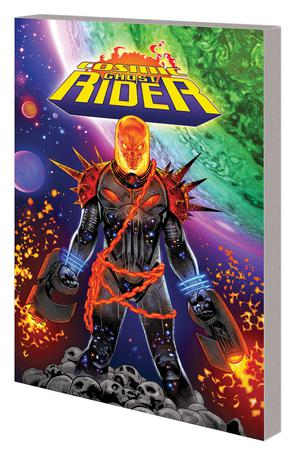 Cosmic Ghost Rider Baby Thanos Must Die TP