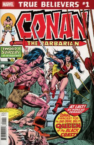 True Believers Conan Queen Of The Black Coast #1