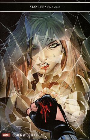 Black Widow Vol 7 #1 Cover B Incentive Mirka Andolfo Variant Cover