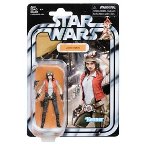 Star Wars Vintage Series 3.75-Inch Action Figure - Doctor Aphra