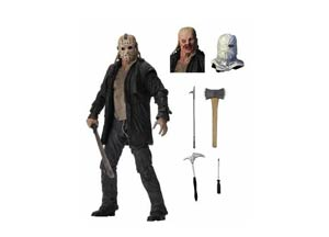 Friday The 13th Ultimate Jason 2009 7-inch Scale Action Figure