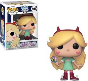 POP Disney 501 Star vs The Forces Of Evil Star Butterfly Vinyl Figure