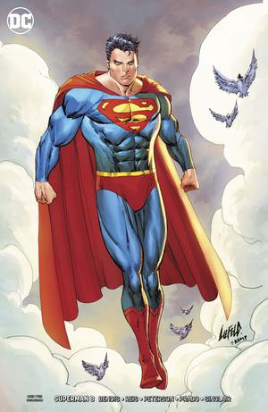 Superman Vol 6 #8 Cover B Variant Rob Liefeld Cover