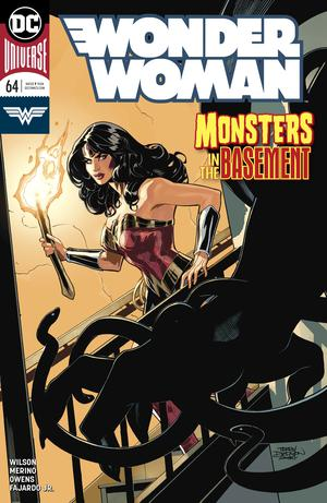 Wonder Woman Vol 5 #64 Cover A Regular Terry Dodson & Rachel Dodson Cover