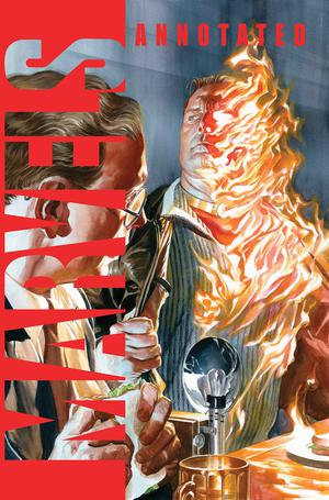 Marvels Annotated #1 Cover A Regular Alex Ross Cover