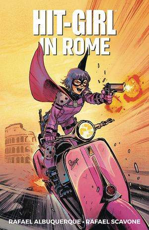 Hit-Girl Vol 3 Rome TP