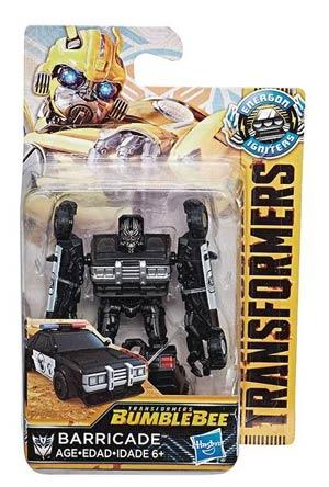 Transformers Bumblebee Igniters Speed Series Action Figure Assortment 201801 - Barricade
