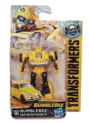 Transformers Bumblebee Igniters Speed Series Action Figure Assortment 201801 - Bumblebee
