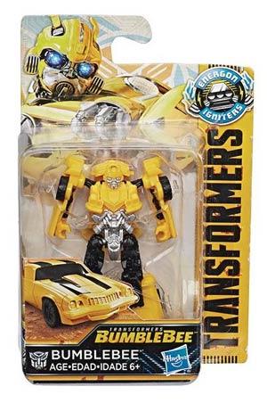 Transformers Bumblebee Igniters Speed Series Action Figure Assortment 201801 - Bumblebee Camaro