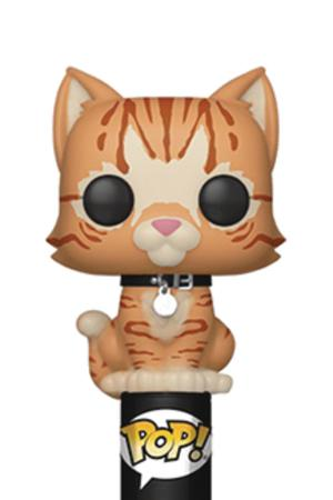 POP Marvel Captain Marvel Movie Pen Topper - Goose The Cat