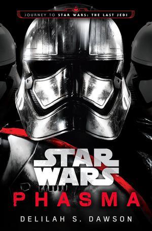 Star Wars Phasma MMPB Signed By Delilah Dawson