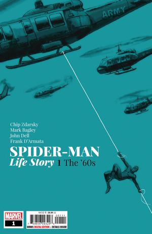 Spider-Man Life Story #1 Cover A Regular Chip Zdarsky Cover