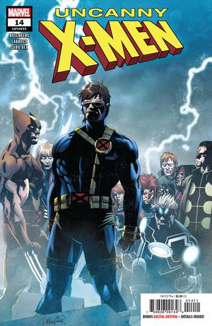 Uncanny X-Men Vol 5 #14 Cover A Regular Salvador Larroca Cover