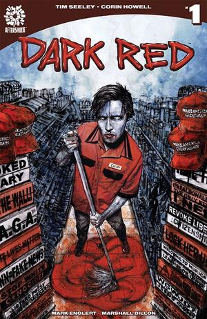 Dark Red #1 Cover A Regular Aaron Campbell Cover