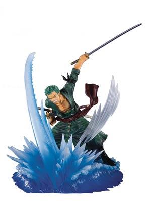 One Piece Figuarts ZERO - Roronoa Zoro Yakkodori Figure