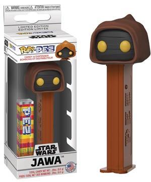 POP PEZ Star Wars - Jawa