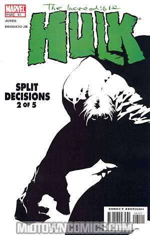 Incredible Hulk Vol 2 #61