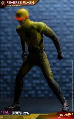 DC Comics Reverse Flash 1/12 Scale Action Figure