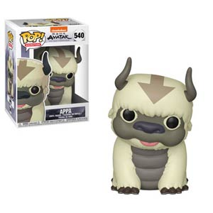POP Animation 540 Avatar The Last Airbender Appa Vinyl Figure