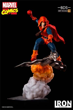 Hobgoblin Battle Diorama Marvel Series 5 Art Scale 1/10 Scale Statue