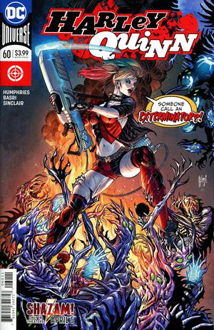 Harley Quinn Vol 3 #60 Cover A Regular Guillem March Cover