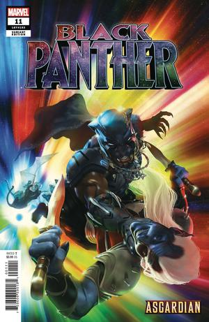 Black Panther Vol 7 #11 Cover B Variant Rahzzah Asgardian Cover