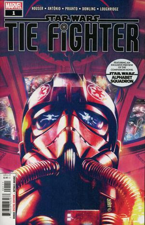 Star Wars TIE Fighter #1 Cover A Regular Giuseppe Camuncoli & Elia Bonetti Cover