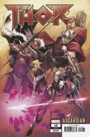 Thor Vol 5 #12 Cover B Variant Olivier Coipel Asgardian Cover (War Of The Realms Tie-In)