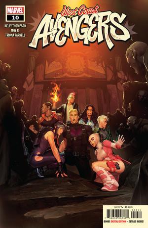 West Coast Avengers Vol 3 #10