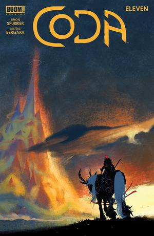 Coda #11 Cover A/B (Filled Randomly)