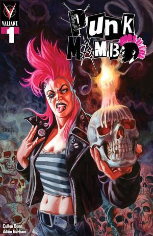 Punk Mambo #1 Cover A Regular Dan Brereton Cover
