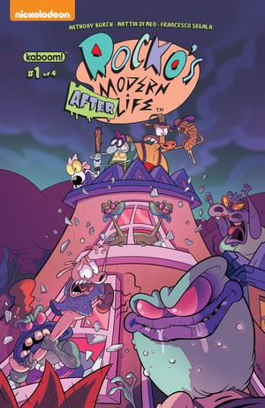 Rockos Modern Afterlife #1 Cover A Regular Ian McGinty Cover