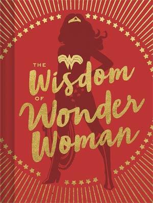 Wisdom Of Wonder Woman HC